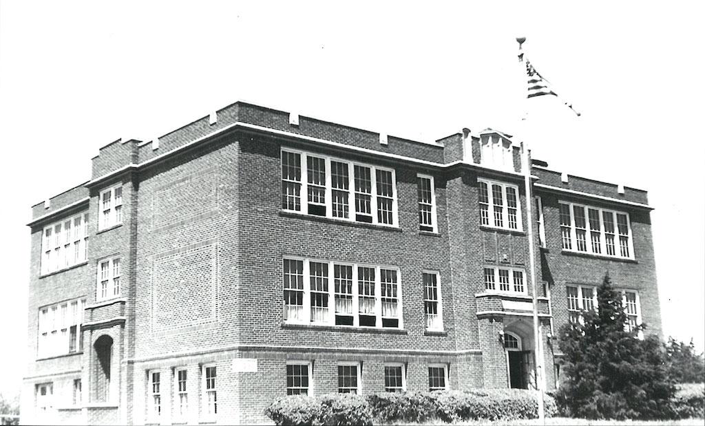 Bladen School Building – 1924