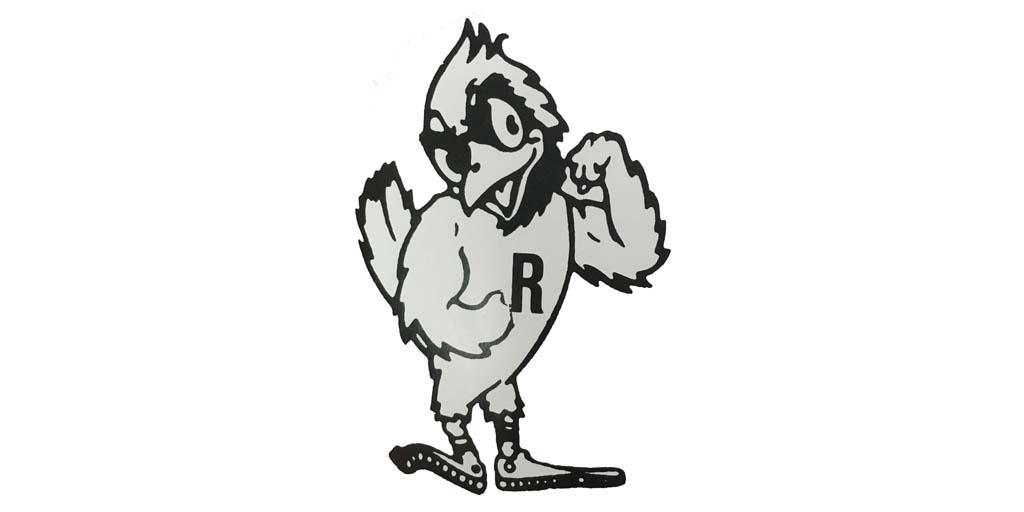 Roseland Cardinals Mascot