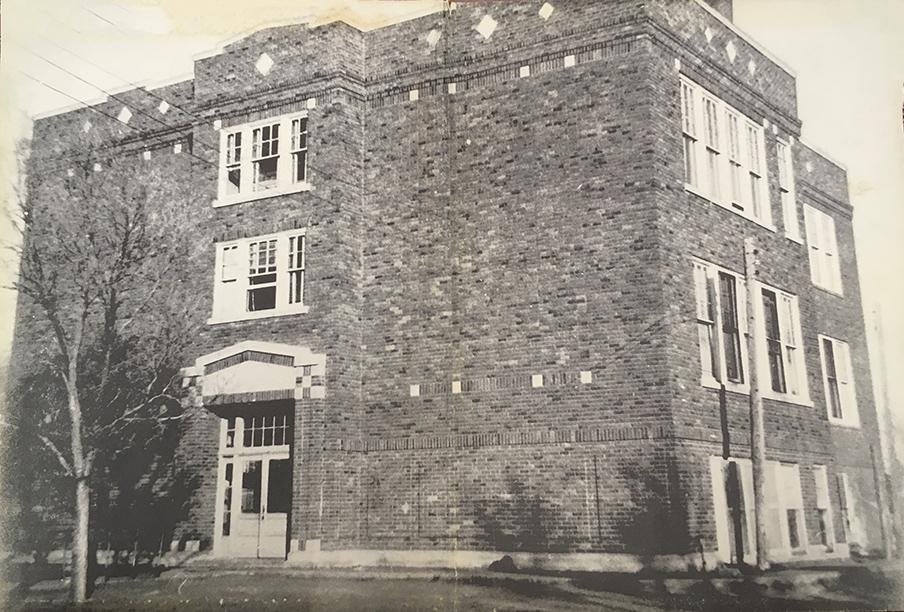 Roseland School Building – 1955
